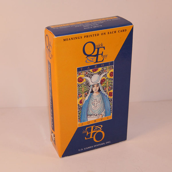 Quick & Easy Tarot - HALF PRICE SALE