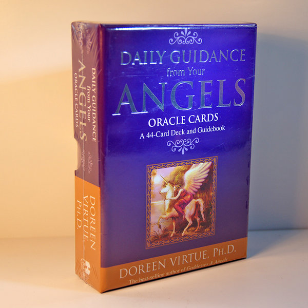 Daily Guidance From Your Angels Oracle Cards - HALF PRICE SALE
